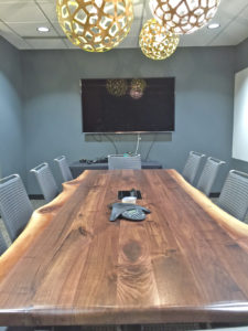 New Conference Room at Projectory Partners!