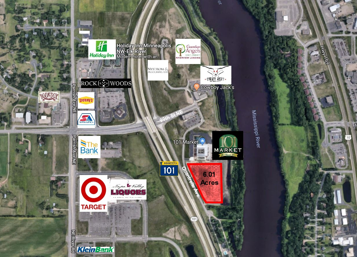 Otsego, MN | Otsego Land - 6.01 Acres